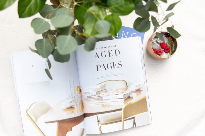 """Perfect Magazine"" A way of delivering your contents"